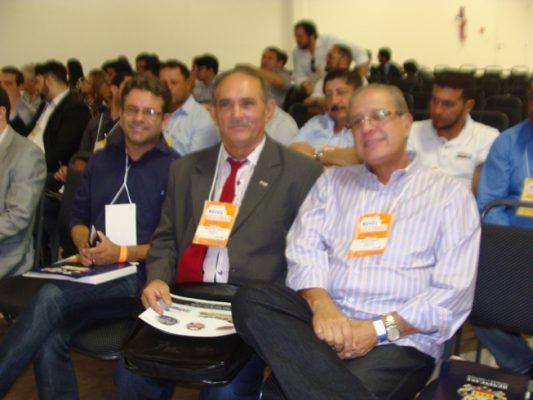Alessandro Palmeira, sebastião Dias e Sávio Torres. Foto: Júnior Finfa