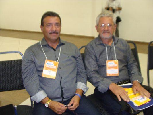 Zeinha e Lino Morais. Foto: Júnior Finfa