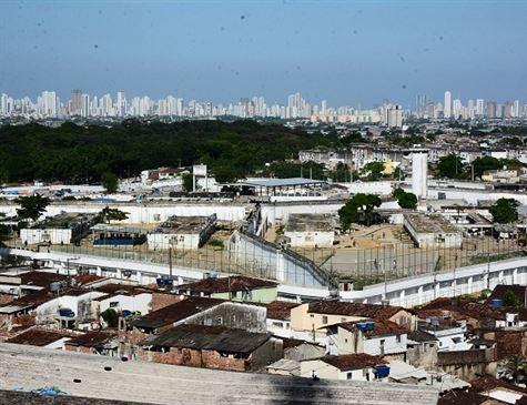 Complexo do Curado, no bairro do Sancho Foto: Clemilson Campos/Arquivo Folha
