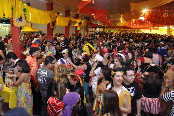 Calendário começa com o Baile Municipal, dia 11 de fevereiro